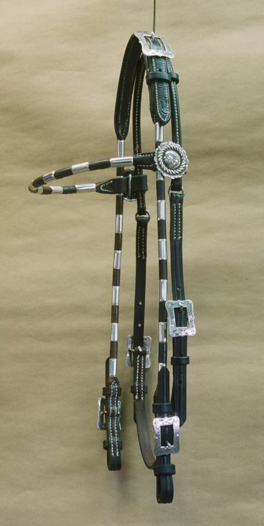 Flagstaff headstall 916view
