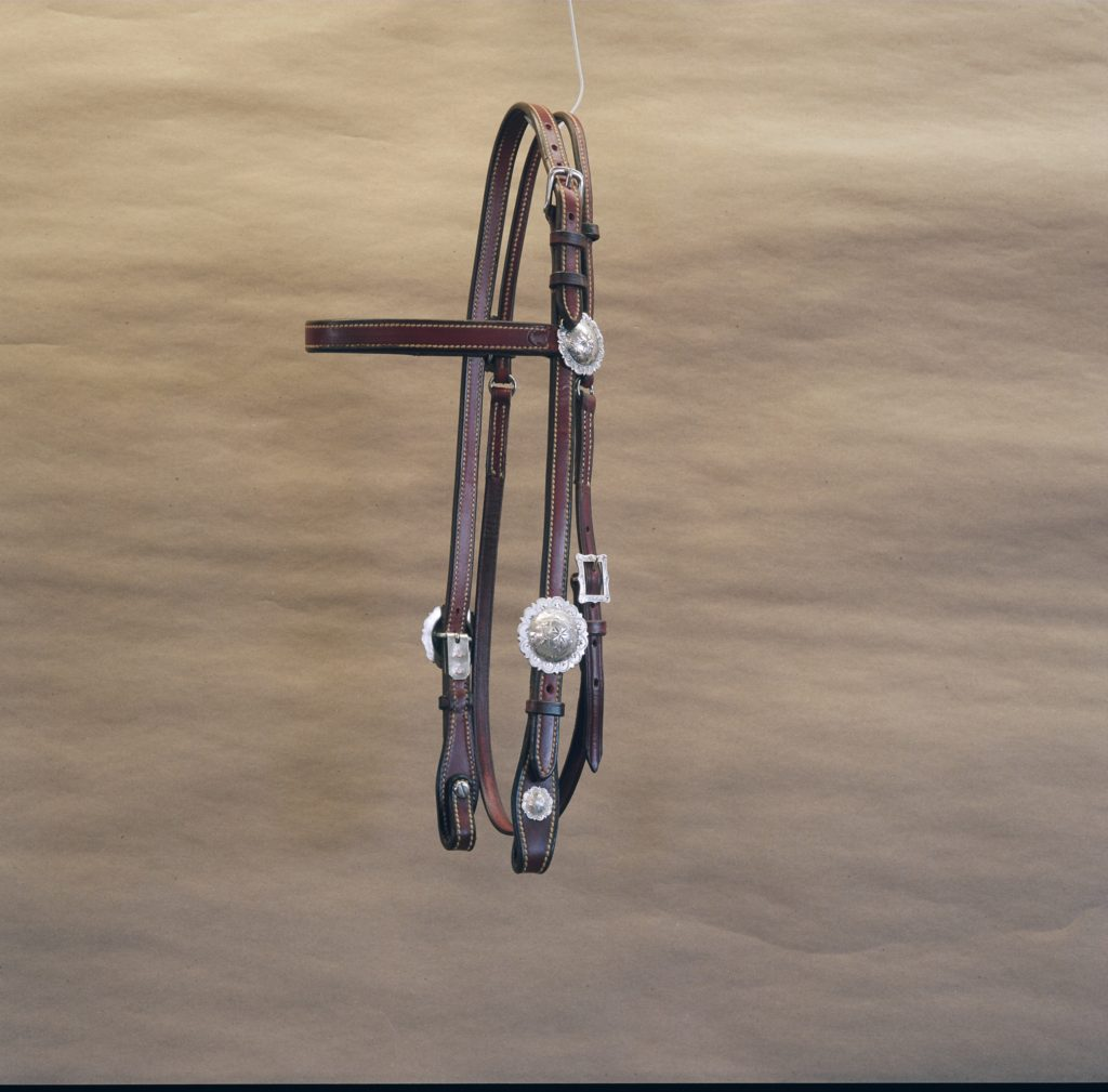VBB916 Browband Headstall 5-8ths